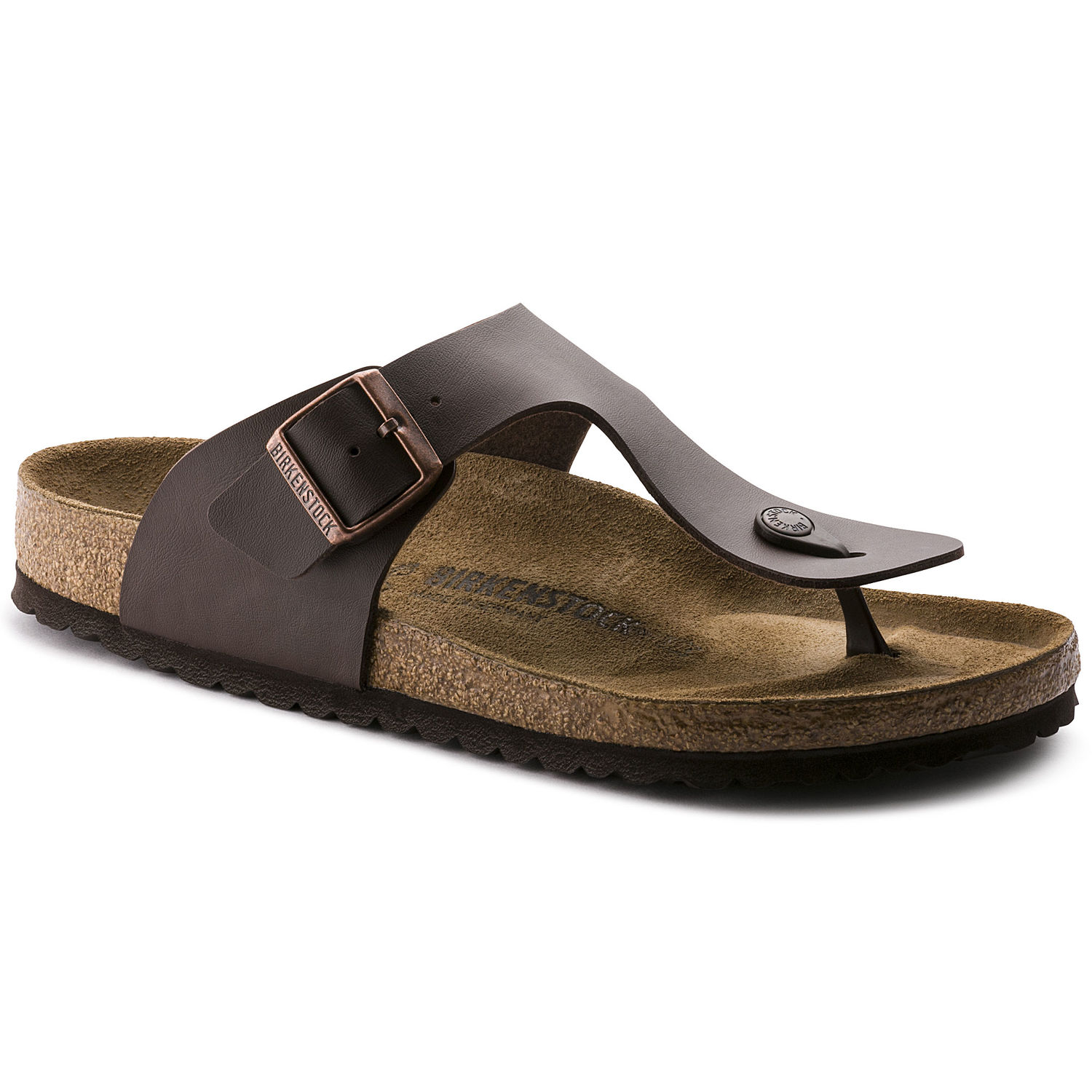Birkenstock RAMSES DARK BROWN 447010
