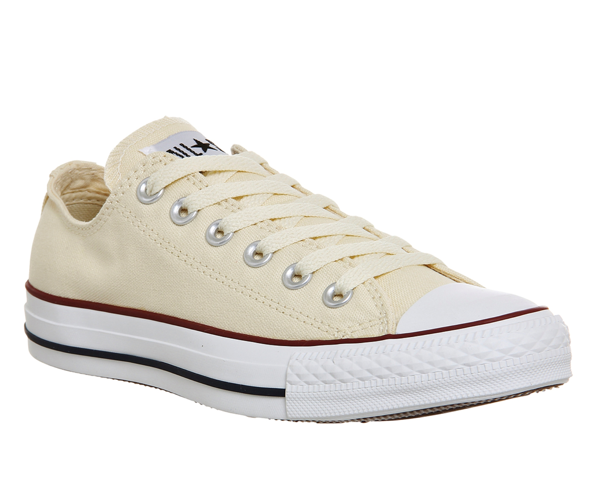 Converse All Star Chuck Taylor Ox Εκρού  M9165C