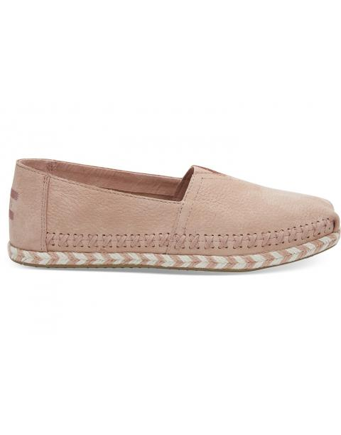 Toms Classic Bloom Nubuck Rope Sole