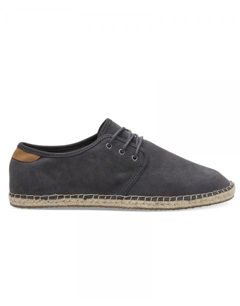 Toms Forged iron Grey Suede Men Diego Sneaker 10011605